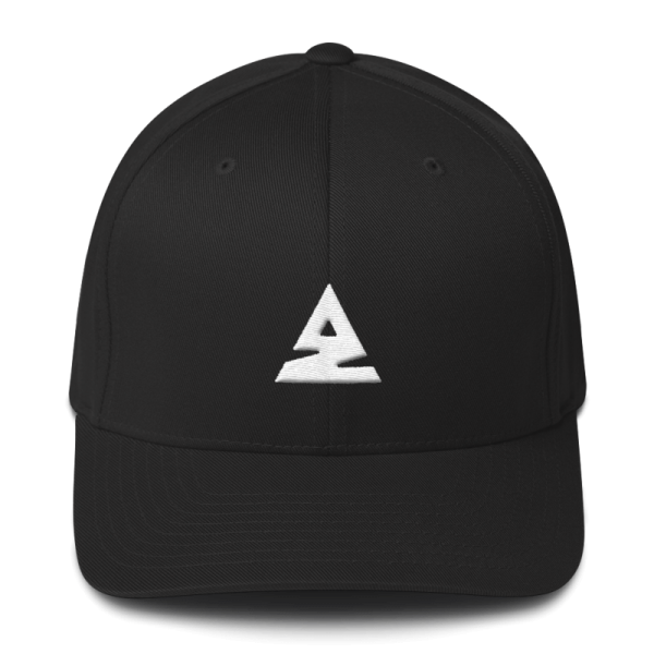 Icon Flexfit Hat Black