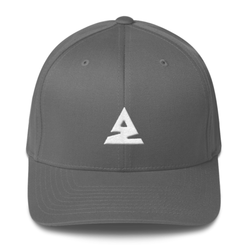 Icon Flexfit Hat Grey
