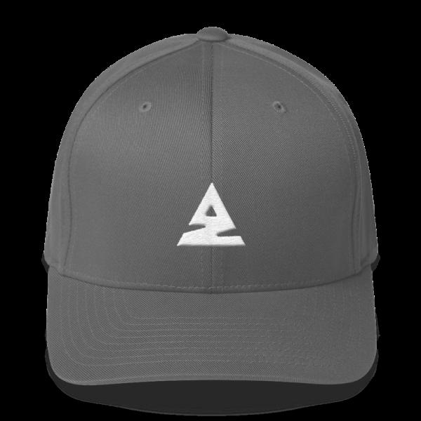 Icon Flexfit Hat Grey