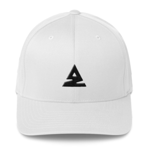 Icon Flexfit Hat White
