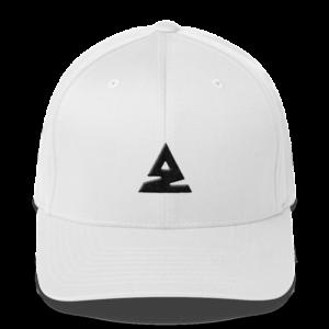 Icon Flexfit Hat White