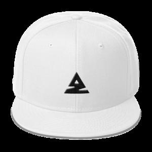 Icon Snapback Hat White