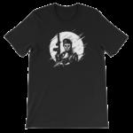 Caveira T-shirt Black