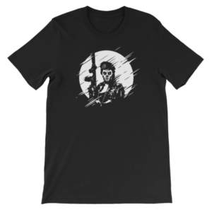 Caveira T-shirt Black