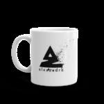 Splat Mug – Black (R) 11oz